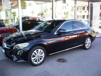 gebraucht Mercedes C200 C-Klasse4Matic Avantgarde