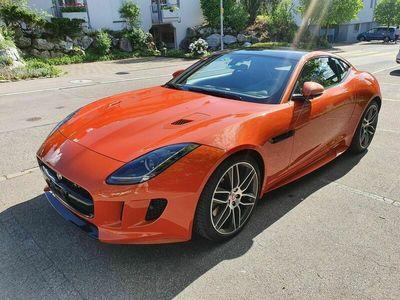 gebraucht Jaguar F-Type F-Type Coupé R 5.0 V8 S/C AWDCoupé R 5.0 V8 S/C AWD
