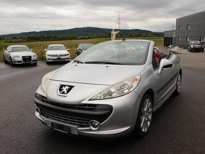 gebraucht Peugeot 207 CC 1.6 16V Turbo Platinium Edition