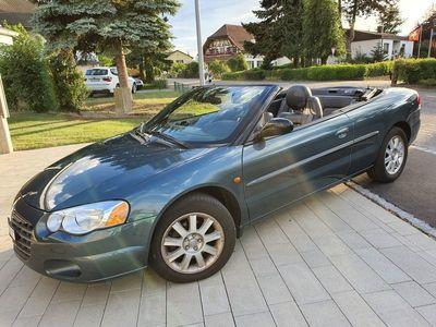 gebraucht Chrysler Sebring Cabriolet 2.7 V6 24V Touring