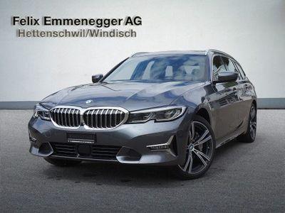 gebraucht BMW 330e 3erxDrive Luxury Line