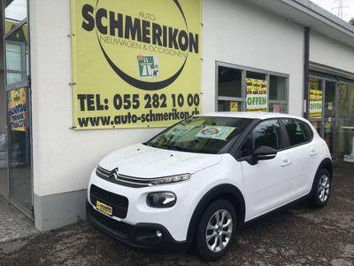 gebraucht Citroën C3 1.2i PureTech Feel EAT