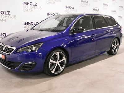 gebraucht Peugeot 308 SW 2.0 BlueHDi 180 PS GT