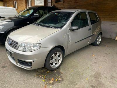 gebraucht Fiat Punto 1.2 16V Für Export oder Teile
