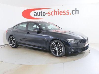 gebraucht BMW 420 Gran Coupé i M-Sport Face Lift