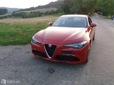 gebraucht Alfa Romeo Giulia 2.2 JTDM 180PS 1.Hand