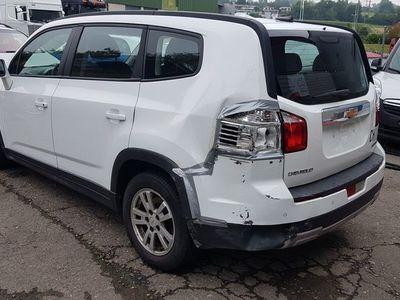 gebraucht Chevrolet Orlando 1.8 LT (Kompaktvan / Minivan)