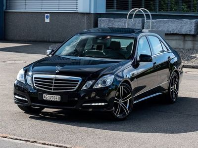 gebraucht Mercedes E300 CDI BlueEfficiency Avantgarde 7G-Tronic