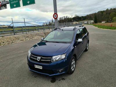 gebraucht Dacia Logan MCV 1.5 dci