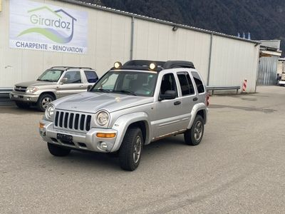 gebraucht Jeep Cherokee 2.8 CRD Sport