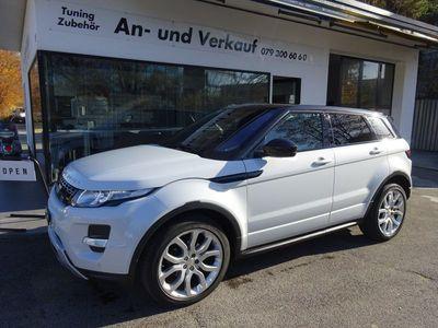 gebraucht Land Rover Range Rover evoque 2.2 SD4 Dynamic