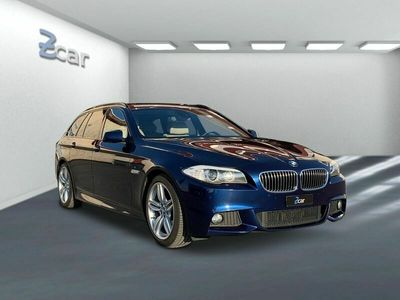 gebraucht BMW 535 5er d Touring Steptronic