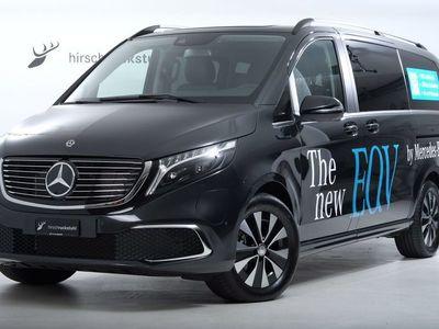 gebraucht Mercedes 300 V-Klasse EQVAvantgarde lang