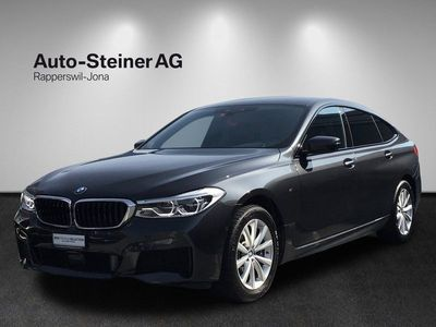 gebraucht BMW 640 6er i GT xDrive Steptronic