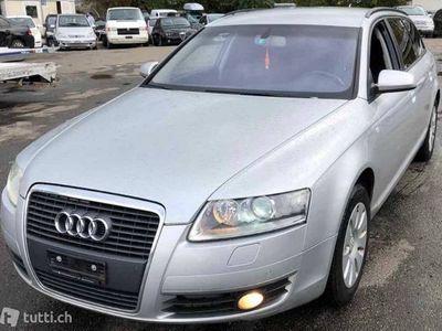 gebraucht Audi A6 2.0 TDI Kombi (Diesel),Jahr 2007,Noch MFK,BO4