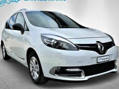 gebraucht Renault Grand Scénic 1.5 dCi Bose EDC