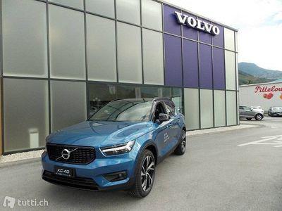 gebraucht Volvo XC40 T4 AWD R-Design
