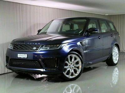 gebraucht Land Rover Range Rover Sport 5.0 V8 SC HSE Dynamic