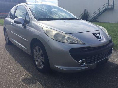 gebraucht Peugeot 207 1.6 16V XS