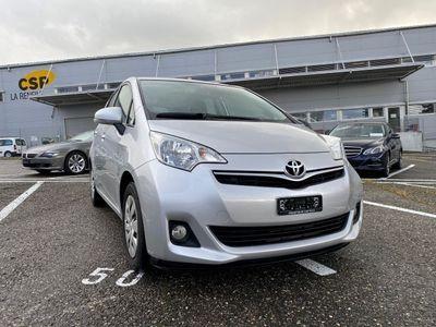 gebraucht Toyota Verso-S 1.33 Linea Luna Multidrive S