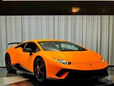 gebraucht Lamborghini Huracán LP640-4 Coupé Performante DCT