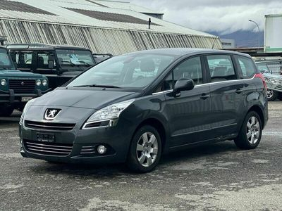 gebraucht Peugeot 5008 1.6 16V T Sport