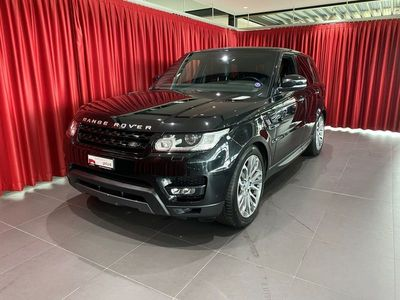 gebraucht Land Rover Range Rover Sport 3.0 V6 SC HSE Dynamic Automatic