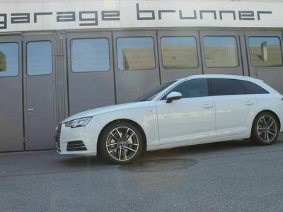 gebraucht Audi A4 Avant 2.0 TDI quattro S-tronic
