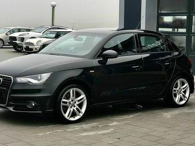 gebraucht Audi A1 Sportback  1.4 TFSI *S-LINE* S-tronic