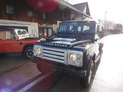 gebraucht Land Rover Defender 90 SW 2.4Tdc SVX