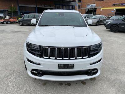 gebraucht Jeep Grand Cherokee 6.4 V8 HEMI SRT8 Red Vapor Aut.