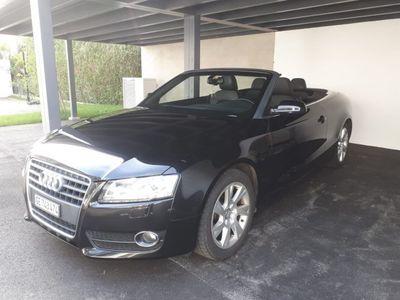 gebraucht Audi A5 Cabriolet 2.0 TFSI multitronic