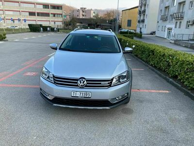 gebraucht VW Passat Alltrack 2.0 TDI DSG 4 MOTION