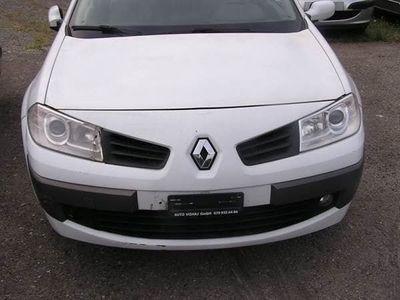 gebraucht Renault Mégane Break 1.6 16V Dynamique