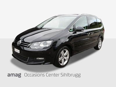 gebraucht VW Sharan 2.0 TDI BlueMotion Technology Design DSG