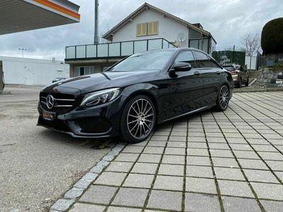 gebraucht Mercedes C250 C-Klasse C 250 BlueTEC AMG Line 4Matic 7G-Tronic (Limou C-KlasseBlueTEC AMG Line 4Matic 7G-Tronic (Limou