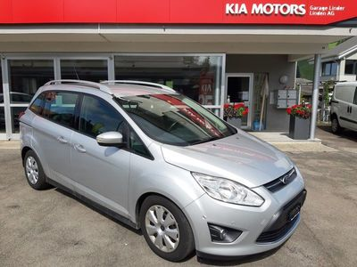 gebraucht Ford Grand C-Max 1.6 SCTi Carving