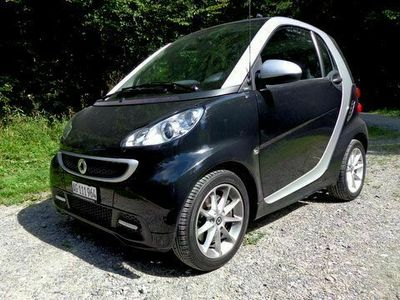 gebraucht Smart ForTwo Coupé Fortwo Coupé 1000 71 times edition mhd 1000 71 times edition mhd