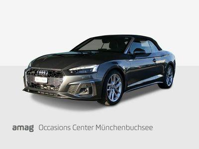 gebraucht Audi A5 Cabriolet 45 TFSI S-tronic Sport quattro