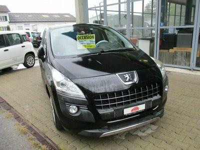 gebraucht Peugeot 3008 er 1.6i mit Anhängerkupplung 1500kg