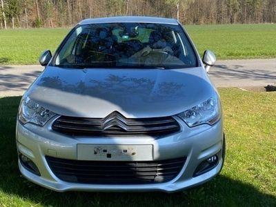 gebraucht Citroën C4 Berline 1.6 VTi Séduction