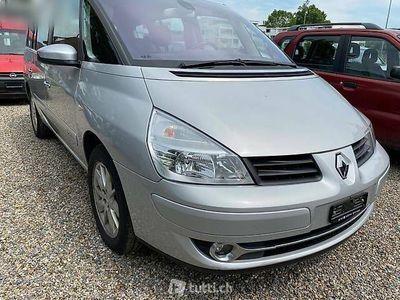 gebraucht Renault Espace 2.0 Diesel 7 platz