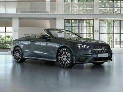 gebraucht Mercedes E200 Cabriolet 4Matic AMG Line 9G-Tronic