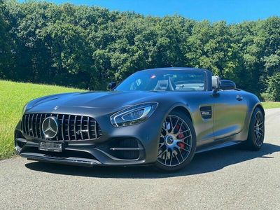 gebraucht Mercedes AMG GT C GTRoadster Edition 50 Speedshift DCT