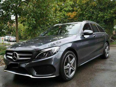 gebraucht Mercedes C250 BlueTEC AMG Line 4Matic 7G-Tronic