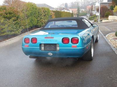 gebraucht Chevrolet Corvette 5.7 LT1 Convertible