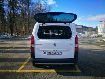 gebraucht Peugeot Rifter L2 1.5BlueHDi GT Line