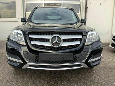 gebraucht Mercedes GLK220 GLK-KlasseCDI 4Matic 7G-Tronic