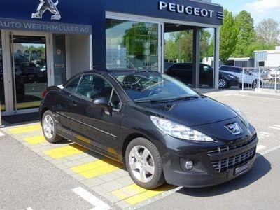 gebraucht Peugeot 207 CC 1.6 16V T SwissEd.