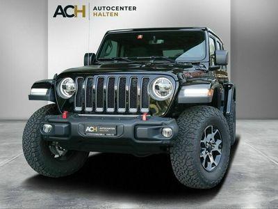 gebraucht Jeep Wrangler 3.6L 4x4 Unlimited Rubicon mit Hardtop und Stahlstossstange